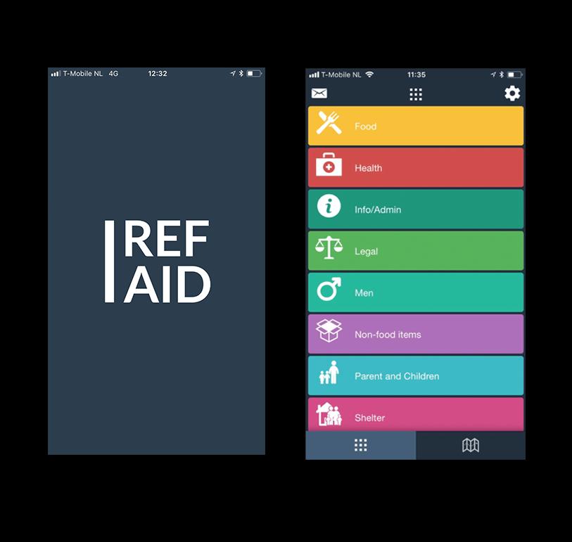 Refaid app